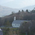 Letterfrack Church on the Connemara Loop & Wild Atlantic Way