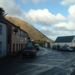 Leenane Village on the Connemara Loop and the Wild Atlantic Way