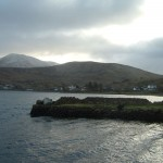 Leenane on the Connemara Loop and the Wild Atlantic Way