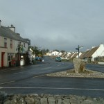 Tullycross Village on the Connemara Loop and Wild Atlatnic Way