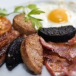 Full Irish Breakfast on the Connemara Loop