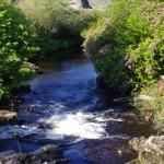 Dawros River on the Connemara Loop