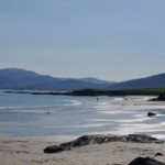 The Whitestrand at Renvyle on the Connemara Loop and Wild Atlantic Way