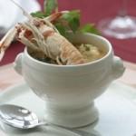 Renvyle House Seafood Chowder
