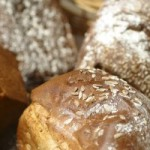 Freshly baked bread on the Connemara Loop