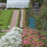 The Victorian Walled Garden in September