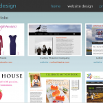 Cuan Mara Design Website Design