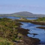 Derryinver Bay on the Connemara Loop and Wild Atlantic Way