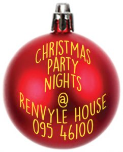 Renvyle House Christmas Party Nights