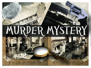 Renvyle House Murder Mystery Weekend